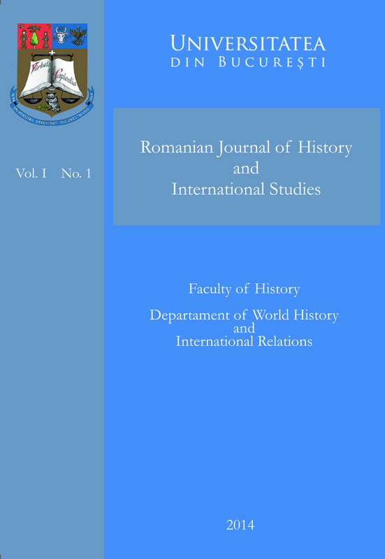 Romanian Journal of History and International Studies Vol. 1 No. 1