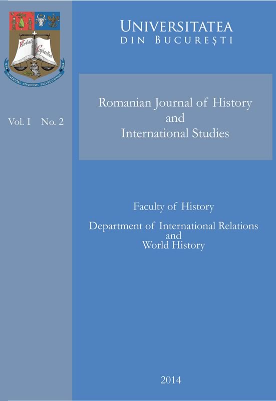 Romanian Journal of History and International Studies Vol. 1 No. 2