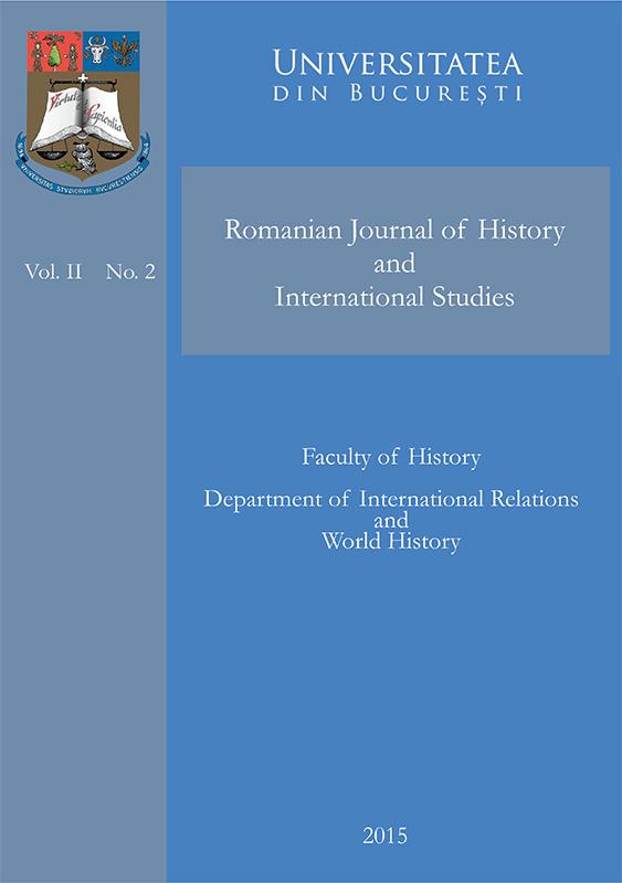 Romanian Journal of History and International Studies Vol. 2 No. 2