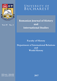 Romanian Journal of History and International Studies Vol. 4 No. 2